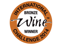International Wine Challenge London 2014 - Bronze