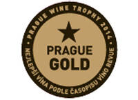 Prague Gold - Prague Wine Trophy 2014